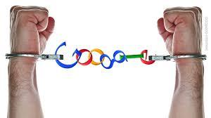 Минюст США обвинил Google в монополизме