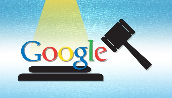 Google заплатит штраф в 1,5 миллиона за запрещенные сайты в поиске