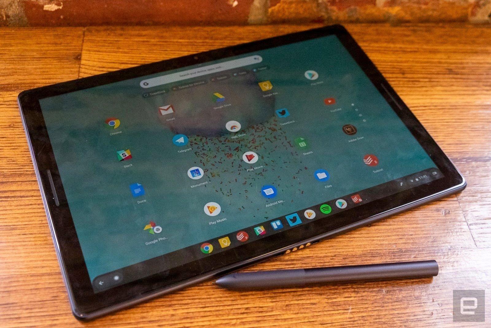 Google отказался отвыпуска собственных планшетов