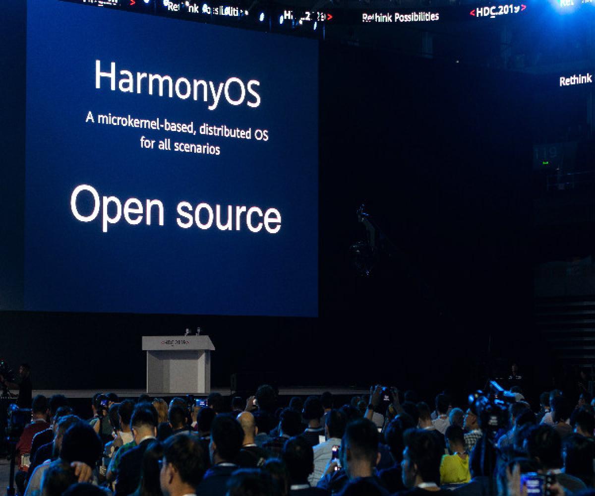 Huawei представляет HarmonyOS, пока продолжает использовать Android