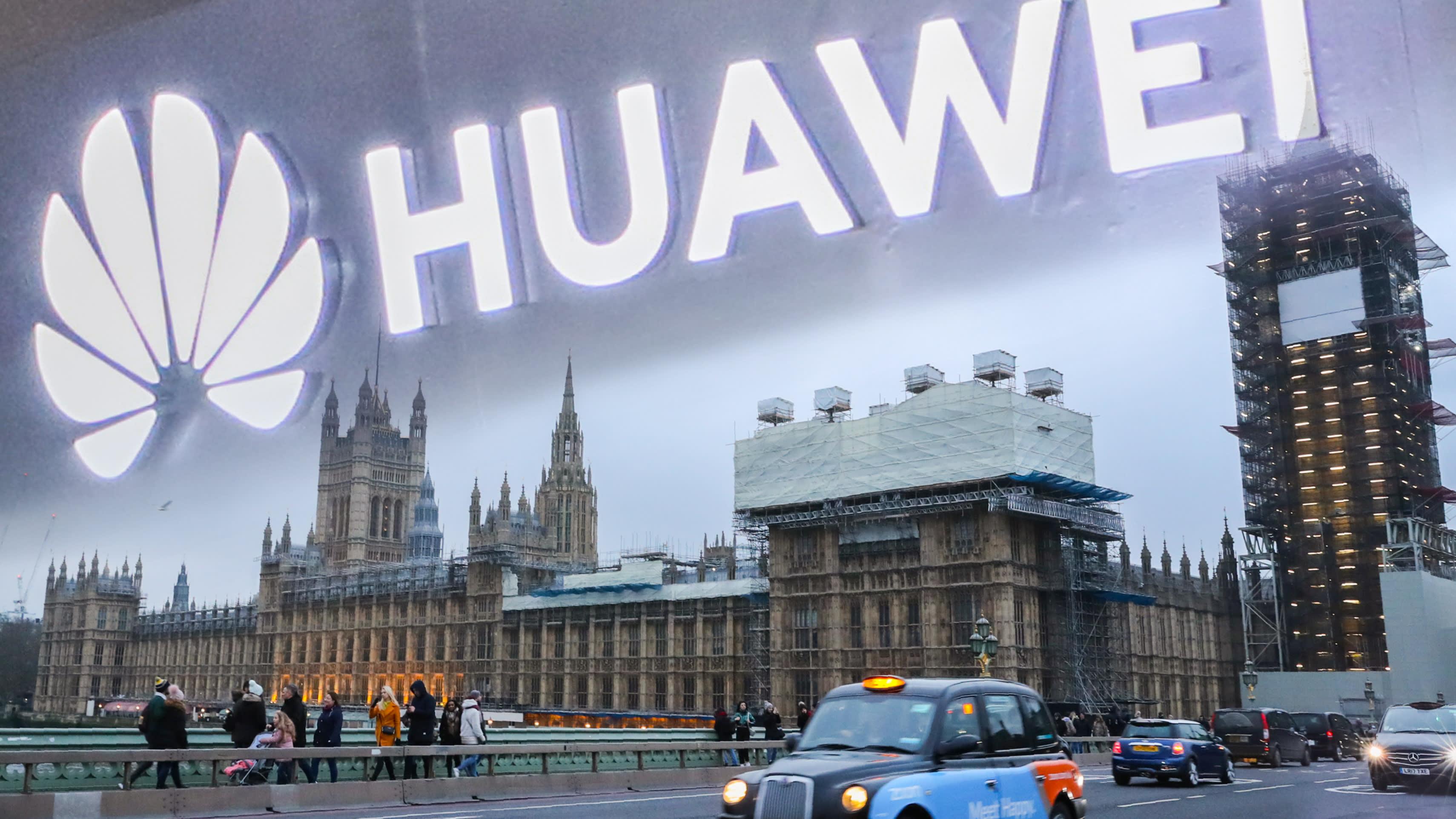 Huawei и ZTE грозит запрет на работу в Великобритании в результате патентного спора