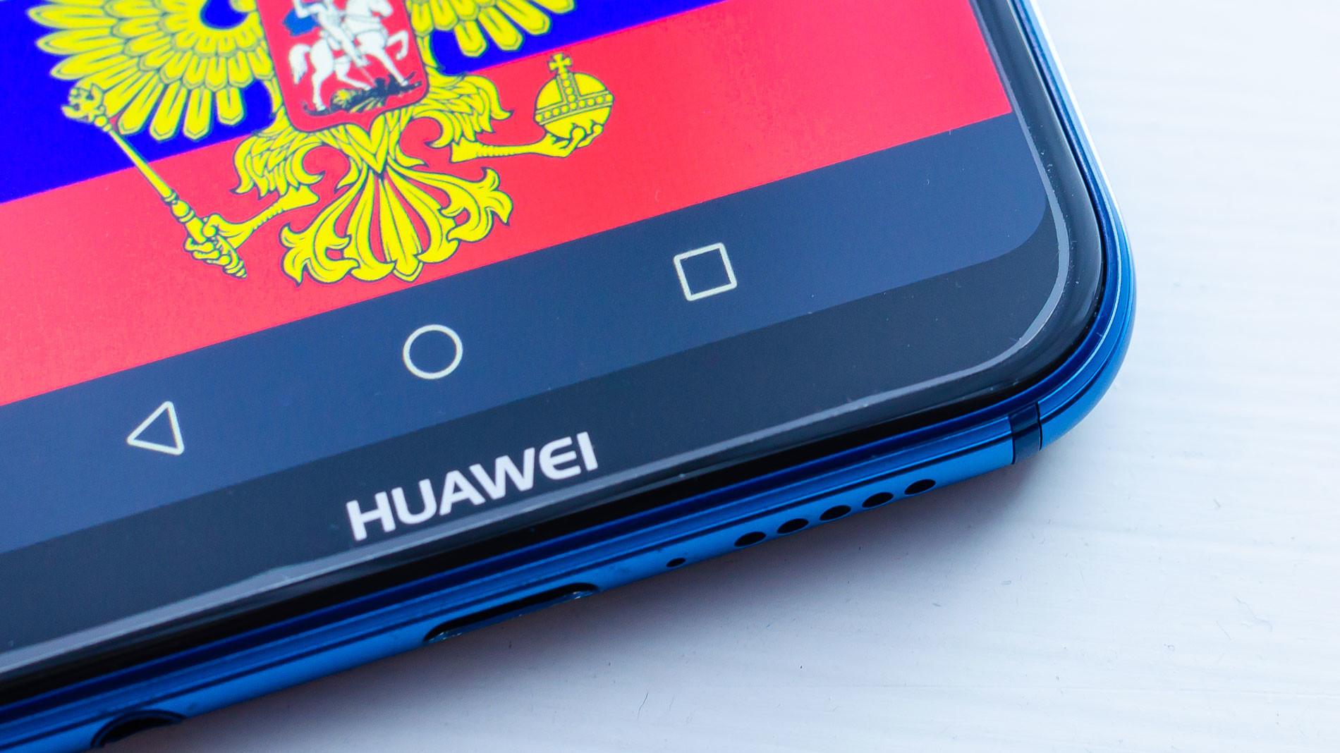 Huawei стала лидером российского рынка смартфонов в 2019 г.