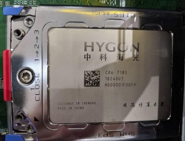 Компания AMD сообщила о прекращении лицензирования своих процессорных х86-архитектур Китаю