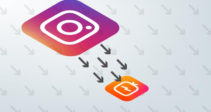 Instagram убрал кнопку IGTV