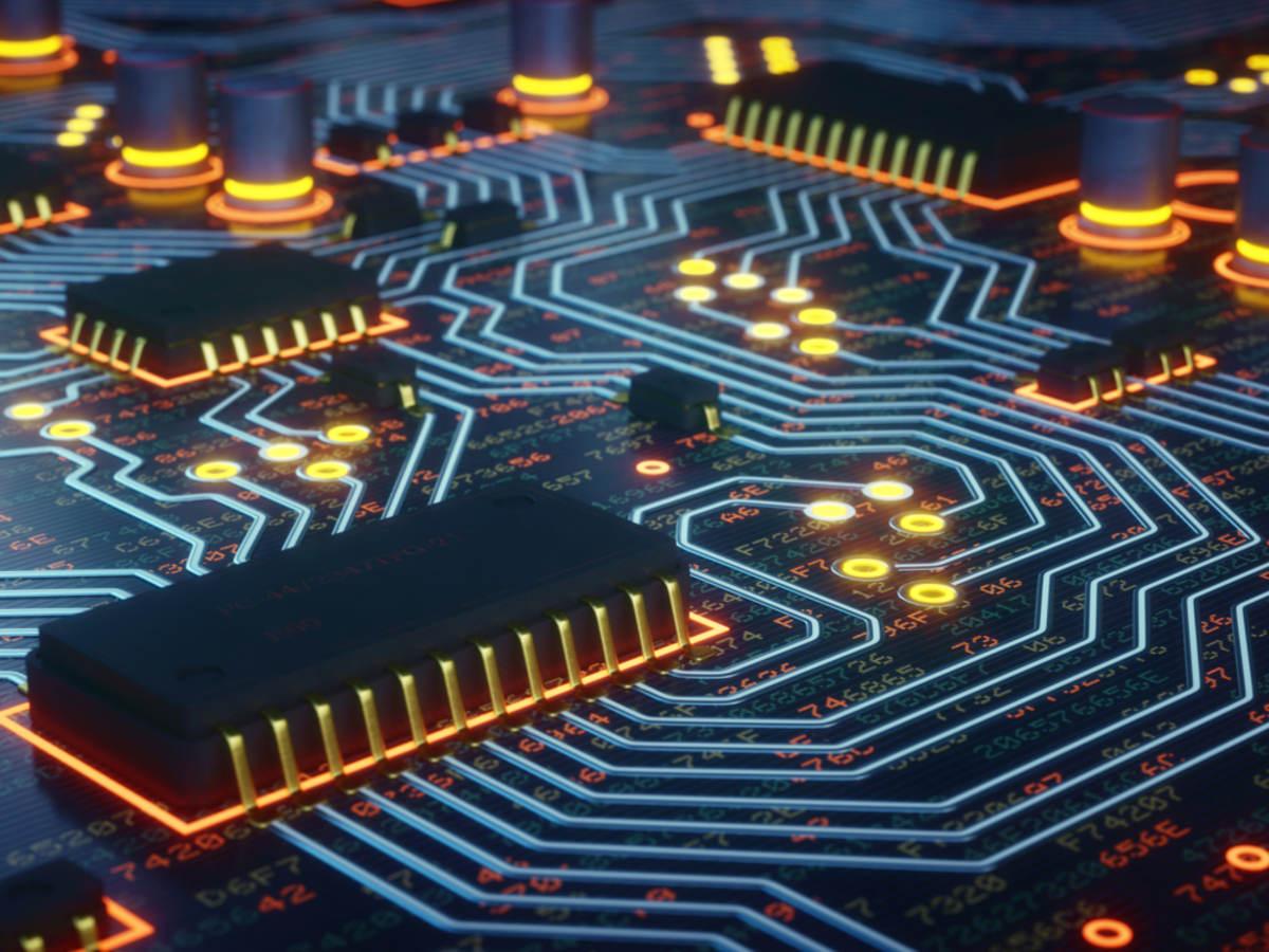Мировой рынок полупроводников уходит в минус, но медленее, чем могло бы быть