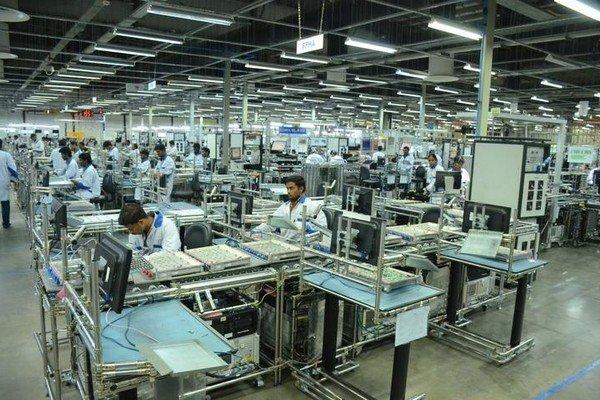 Apple постенно переносит производство из Китая в другие страны