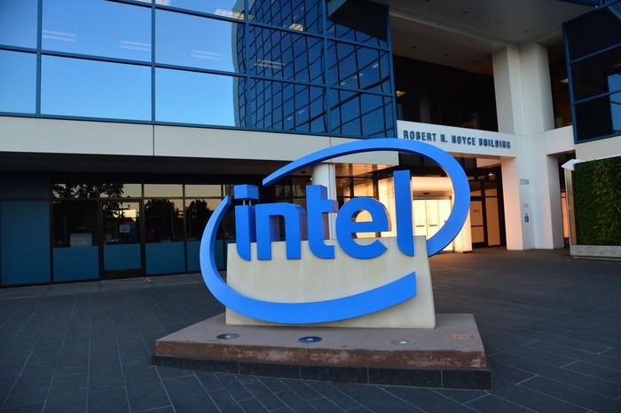 Intel могут принудить к разделению