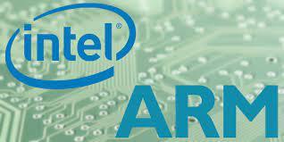 Arm намерена начать теснить Intel на рынке персональных компьютеров
