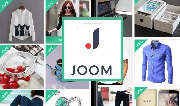 Китайская Joom начала продажу российской продукции