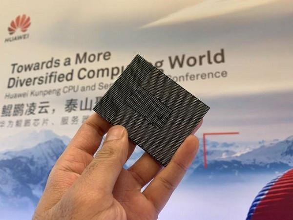 Huawei разворачивает в России производство серверов