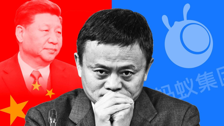 Исчезновение Джека Ма порождает слухи о местонахождении миллиардера