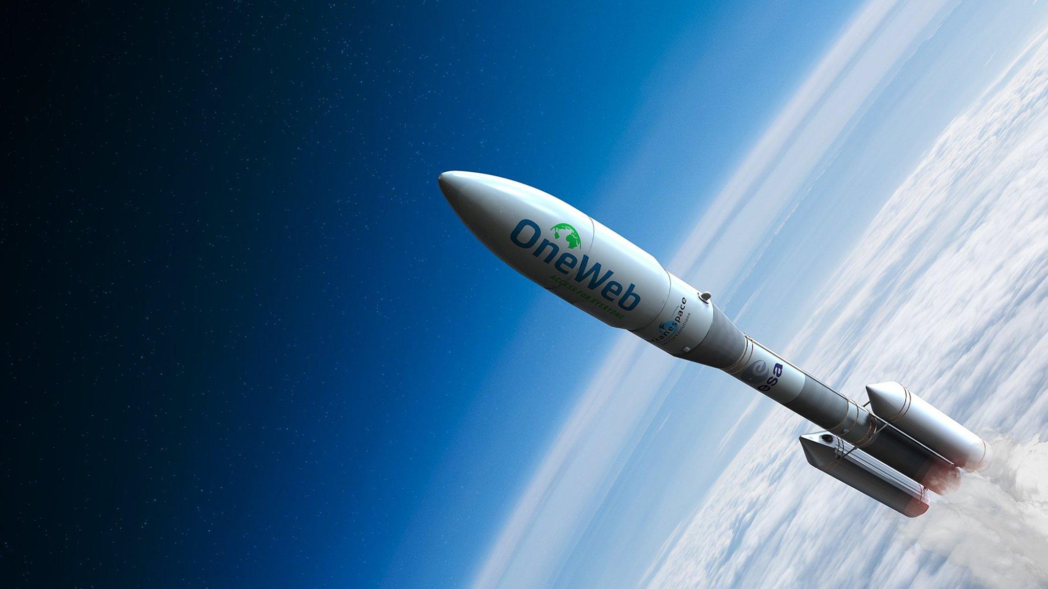 OneWeb привлек 1,25 млрд долларов инвестиций