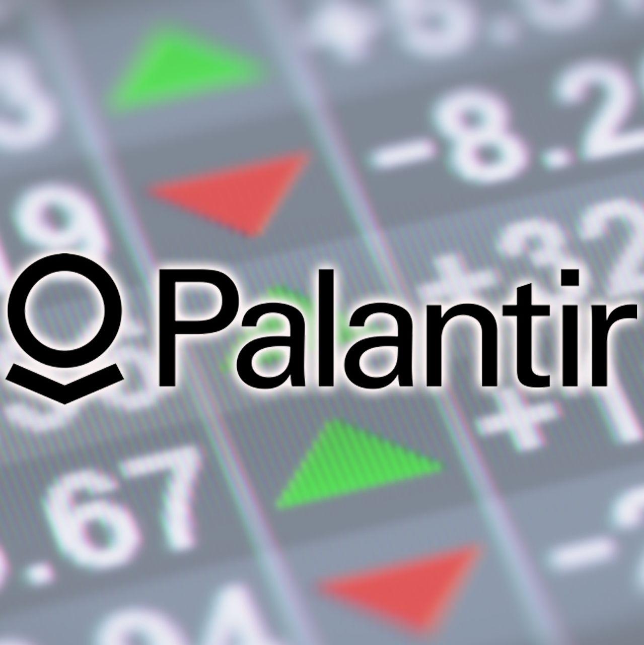 Palantir: резкий рост связанных с большими данными контрактов обеспечил госсектор