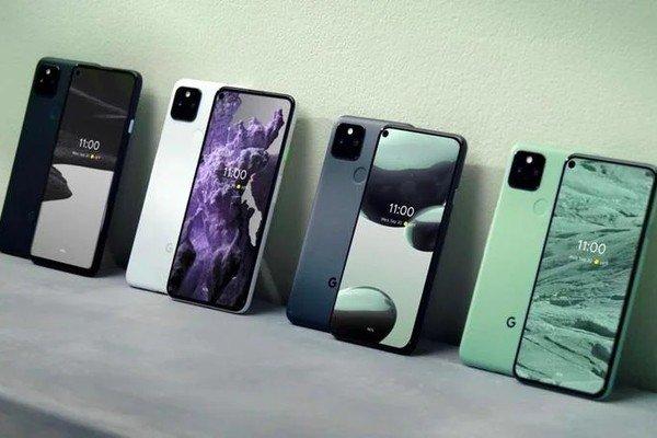 В Google представили смартфон Pixel 5