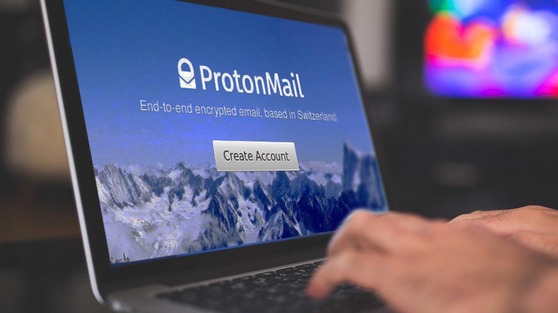ProtonMail хранит данные писем пользователей