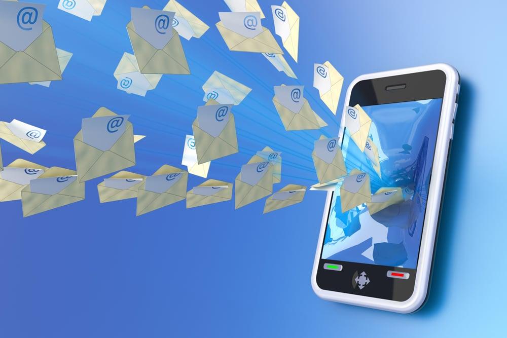 Компании урезают бюджеты на рекламные смс