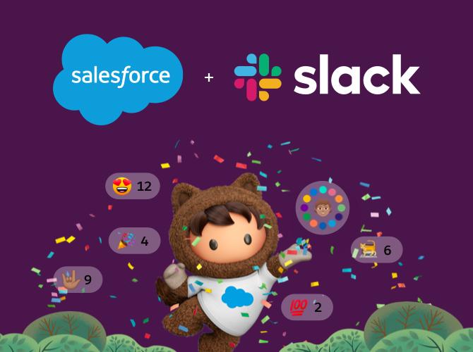 Зачем Salesforce приобретает Slack