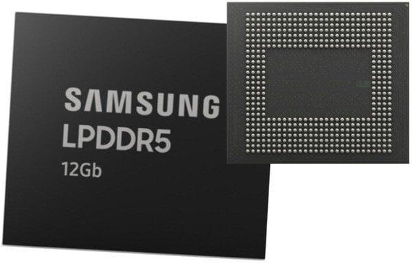 Samsung начинает производство микросхем оперативной памяти нового поколения