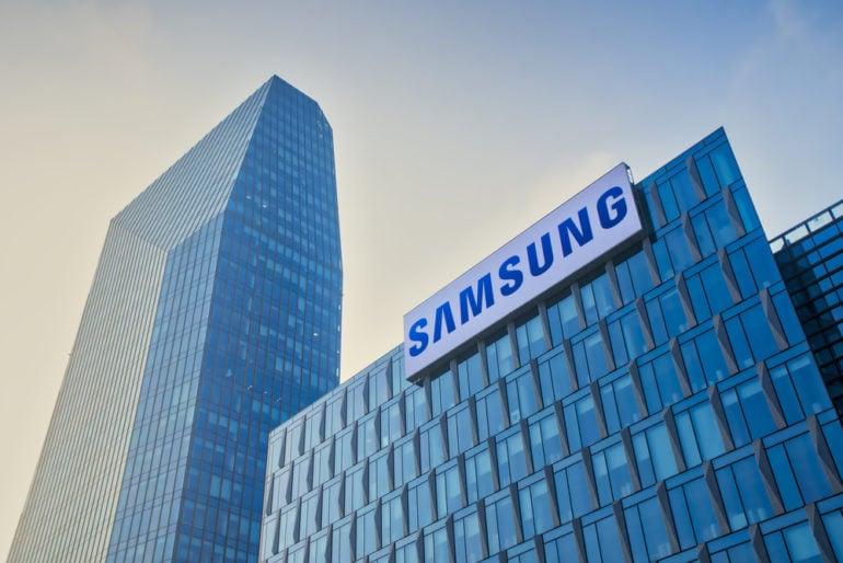 Прибыль Samsung в первом квартале выросла на 44%