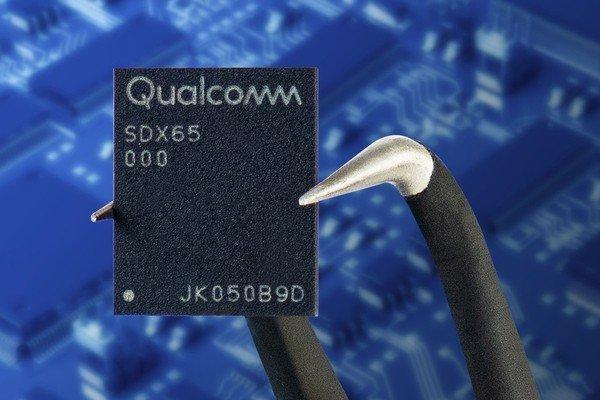Qualcomm анонсирует модем Snapdragon X65 с прицелом на iPhone 14