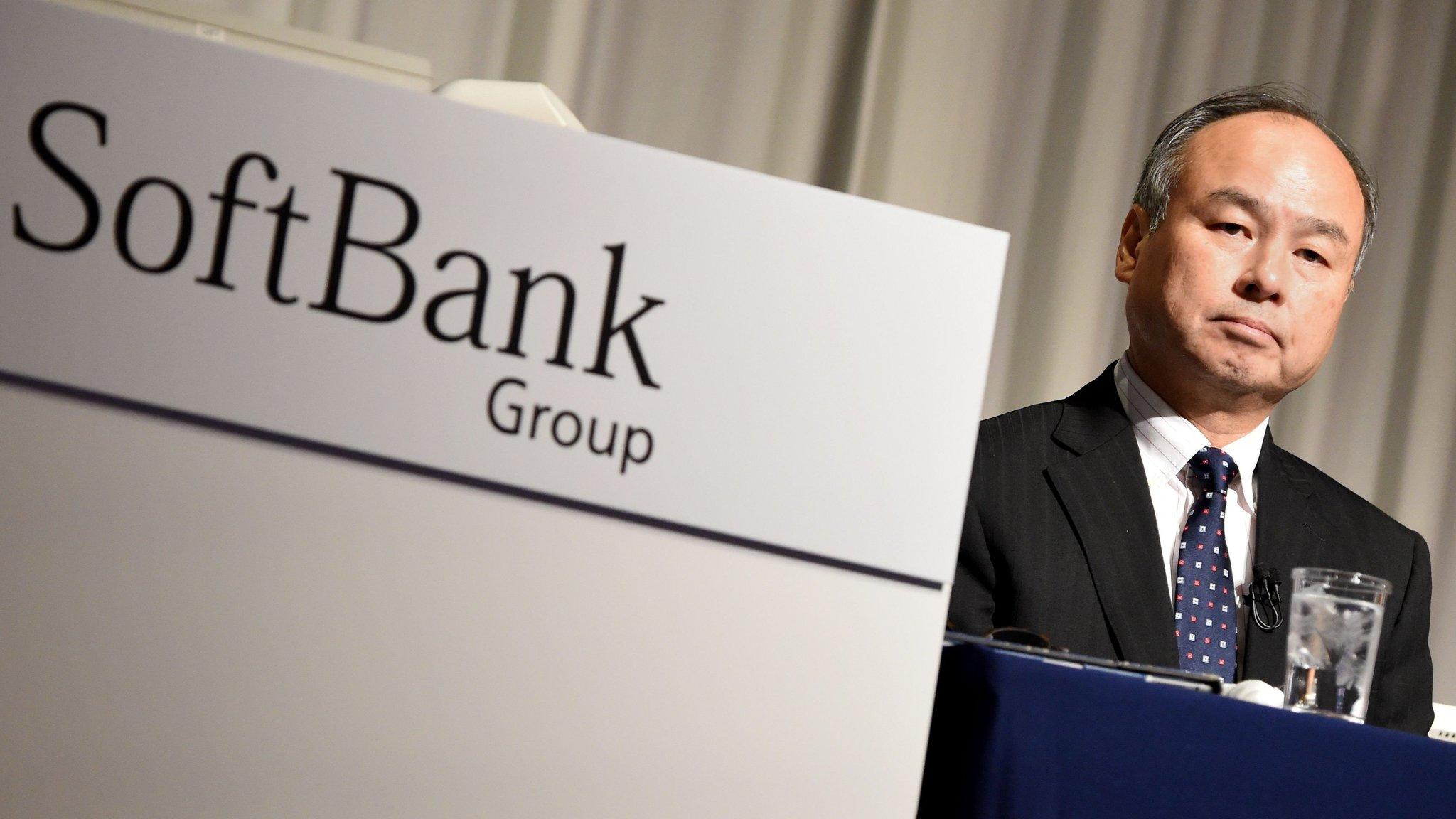 Под давлением инвесторов SoftBank выкупил акций на 5 миллиардов долларов