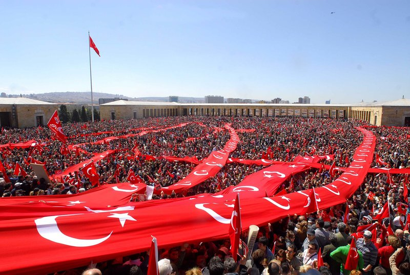 Турция запретила местным компаниям размещать рекламу вTwitter, Periscope иPinterest