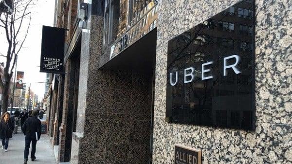 Квартальные убытки Uber превысили 5 миллиардов долларов