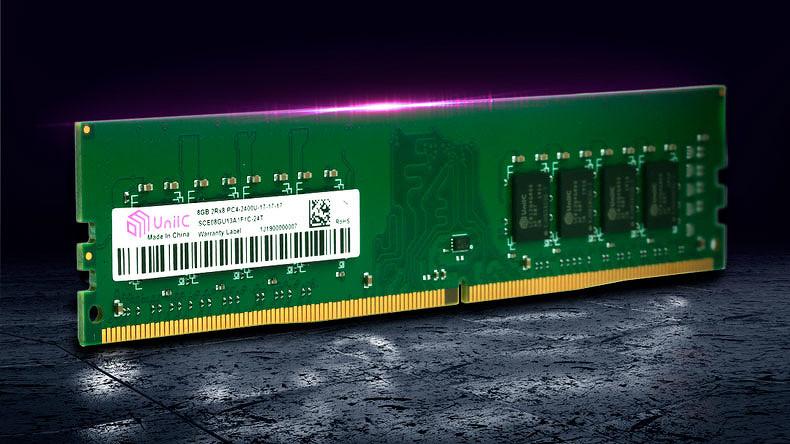 В Китае начались продажи полностью китайской памяти DDR4