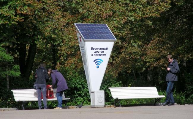 В феврале Роскомнадзор проверил около 3,6 тыс. точек беспроводного доступа в общественных местах