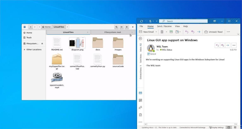 В Windows 10 появилась поддержка любых приложений Linux
