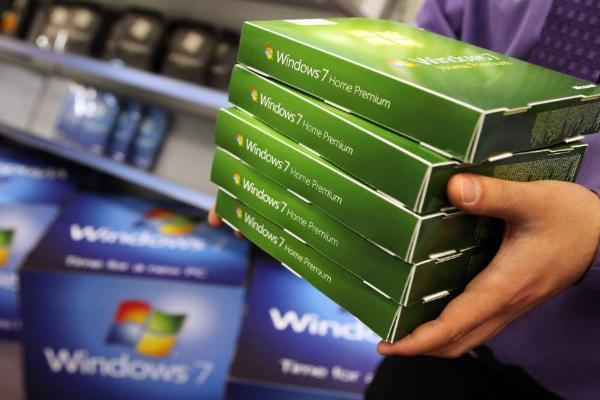 Прекращение поддержки Windows 7 вызовет проблемы у ряда российских банков