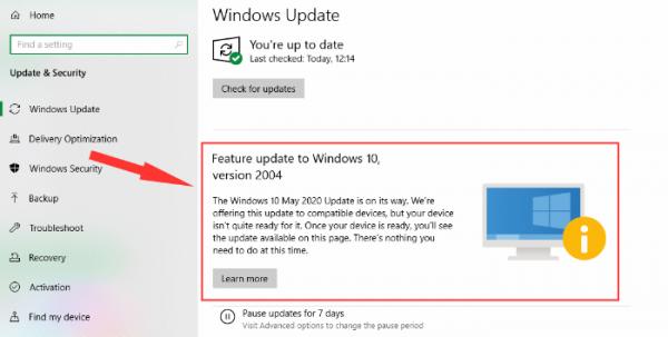 Microsoft будет сообщать пользователям, готовы ли их ПК к новой версии ОС