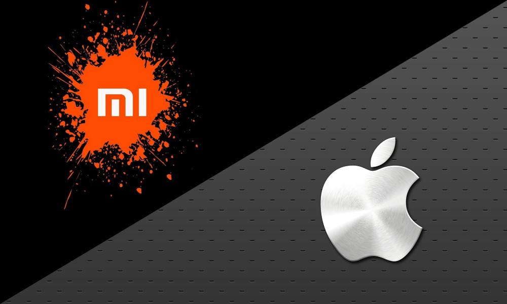 По итогам второго квартала Xiaomi обошла Apple на мировом рынке смартфонов