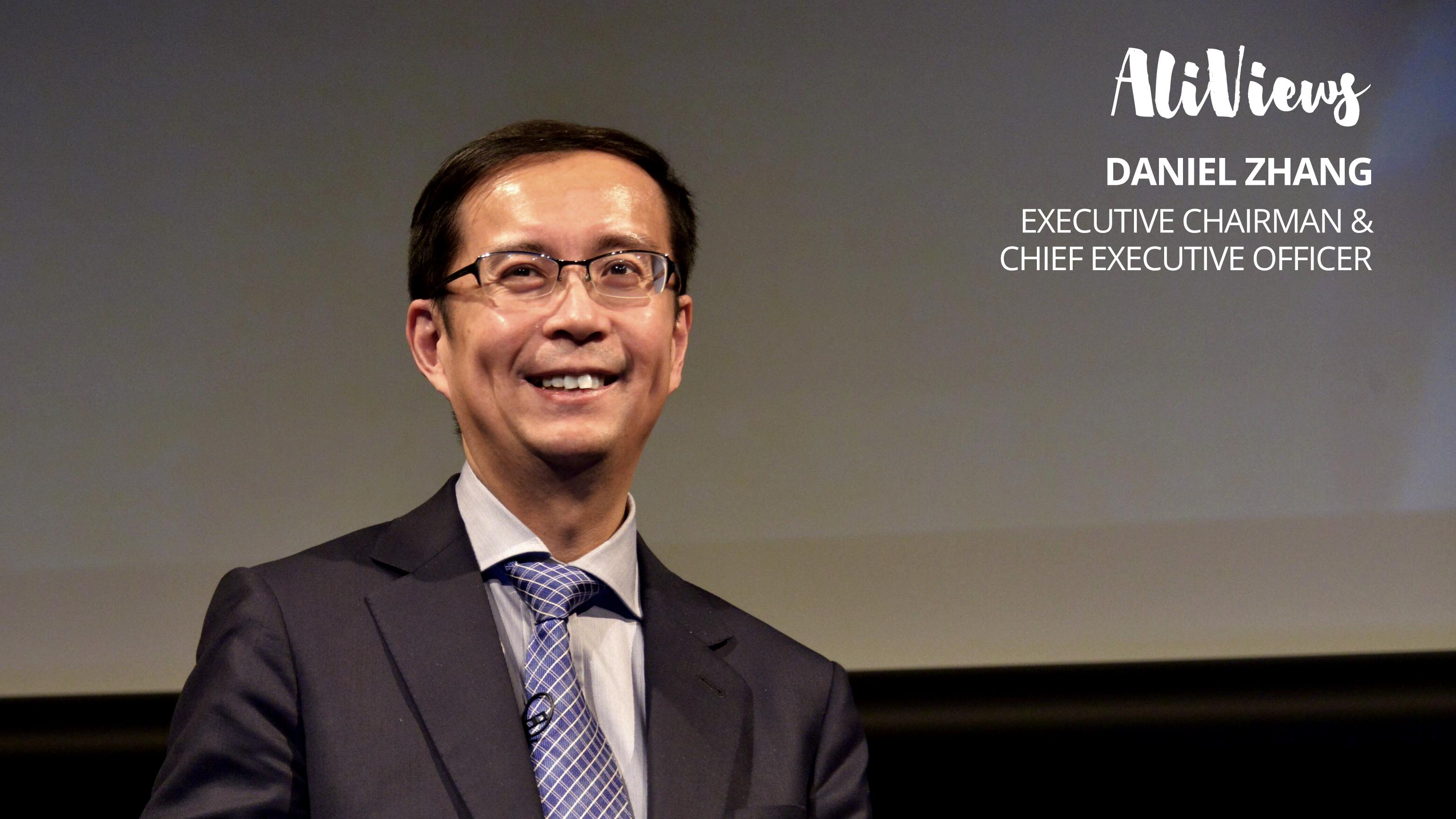 Глава Alibaba Джек Ма уступил свои посты Дэниэлу Чжану