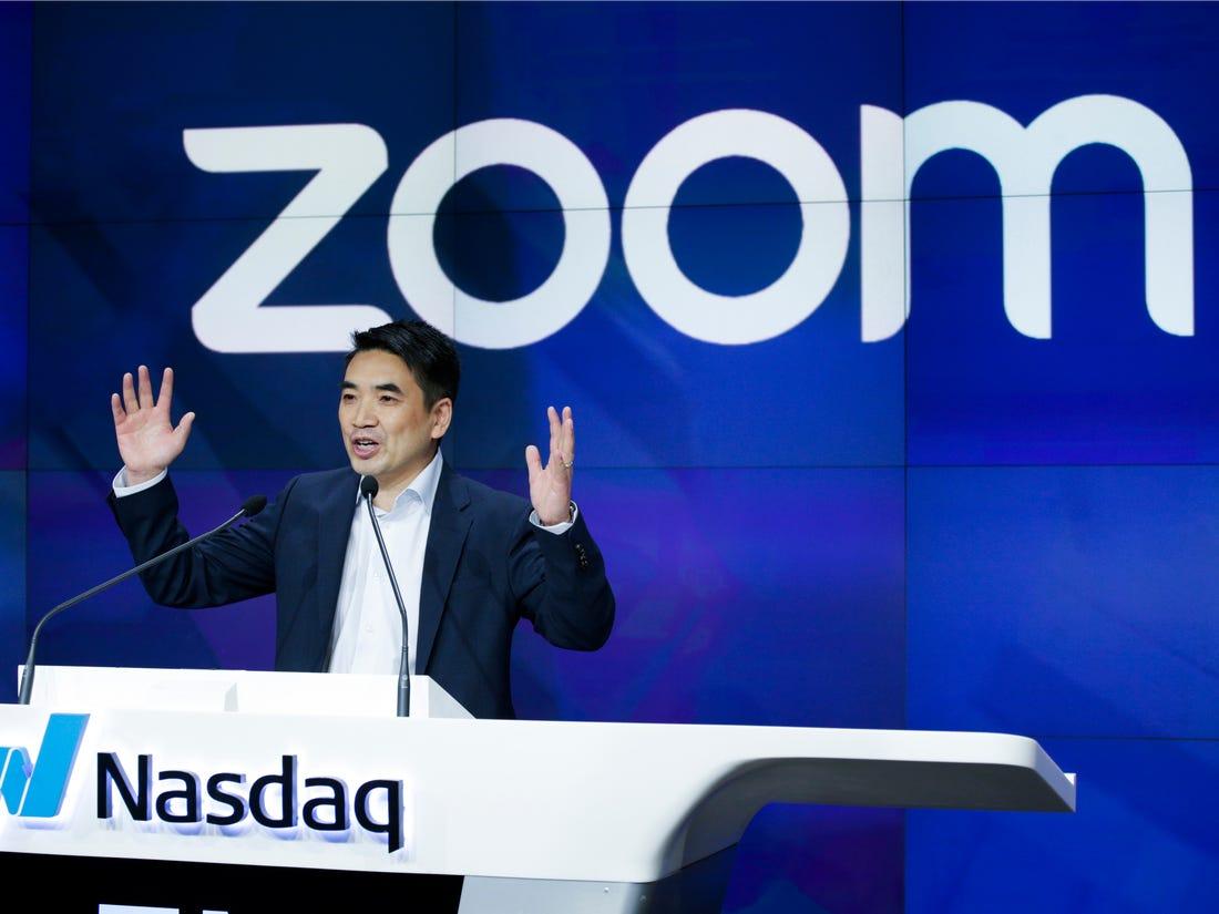 Выручка Zoom впервом квартале выросла на169%