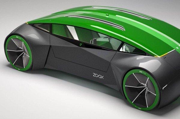 Amazon заплатит за разработчика беспилотных автомобилей Zoox более миллиарда долларов