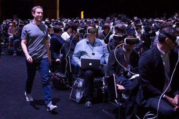 Для работы с очками Oculus будет нужна учетная запись Facebook