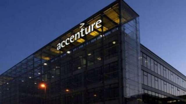 Темп роста бизнеса Accenture вернулся к уровню до пандемии