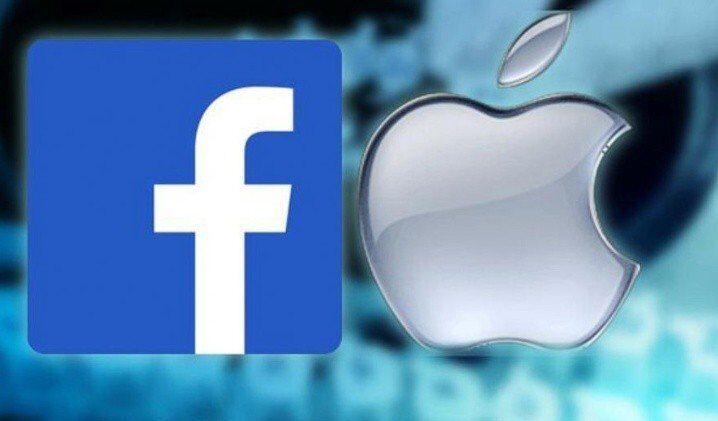 Apple пообещала отменить комиссию 30% соплатыонлайн-мероприятий Facebook