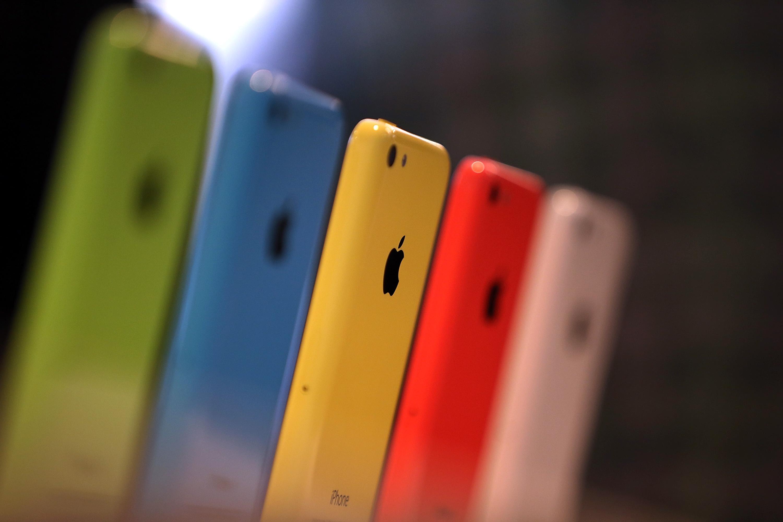 Продажи iPhone в европе показали худший результат за пять лет