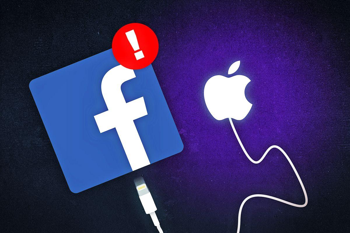 Apple отказала Facebook вобновлении из-за уведомления соцсети окомиссии вмагазине AppStore