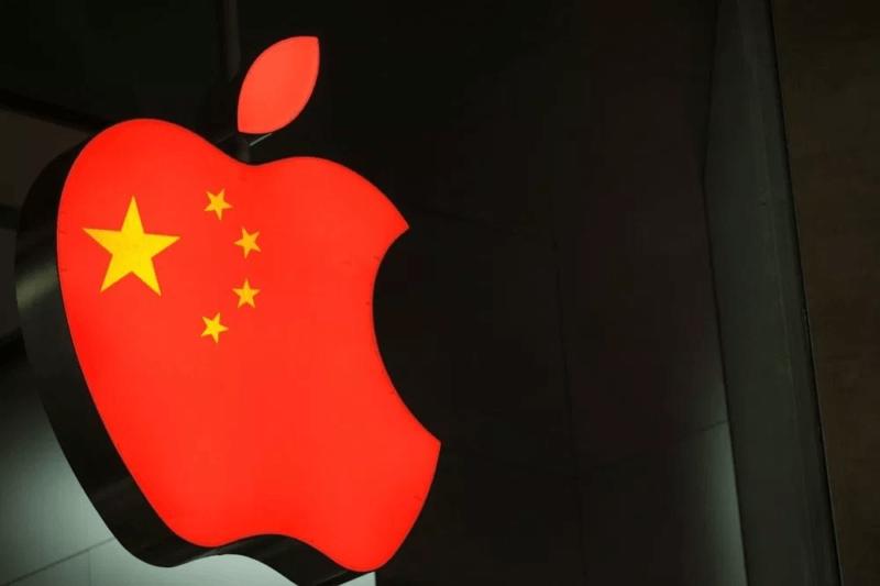 Reuters: продажи Iphone за февраль в Китае упали более чем в два раза