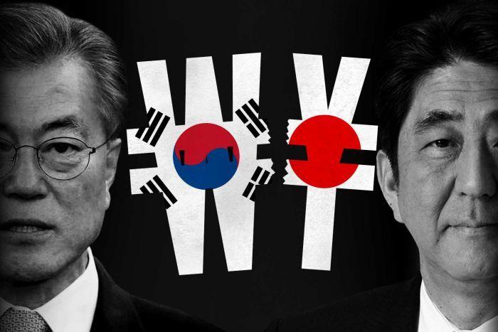 Эксперты: запреты на экспорт материалов из Японии в Южную Корею ударят по самой Японии