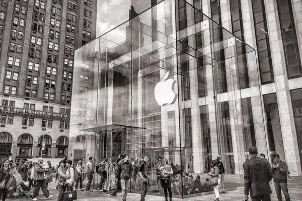 Результаты первого квартала для Apple разочаровали