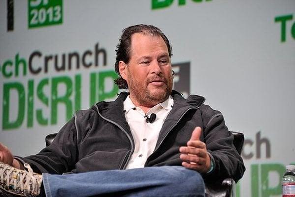 В Salesforce остался всего один генеральный директор — Марк Бенеф