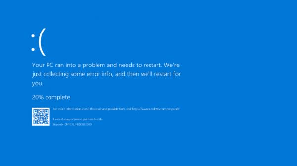 Устаревшиедрайверы NVIDIA препятствуют установке Windows 10 2004