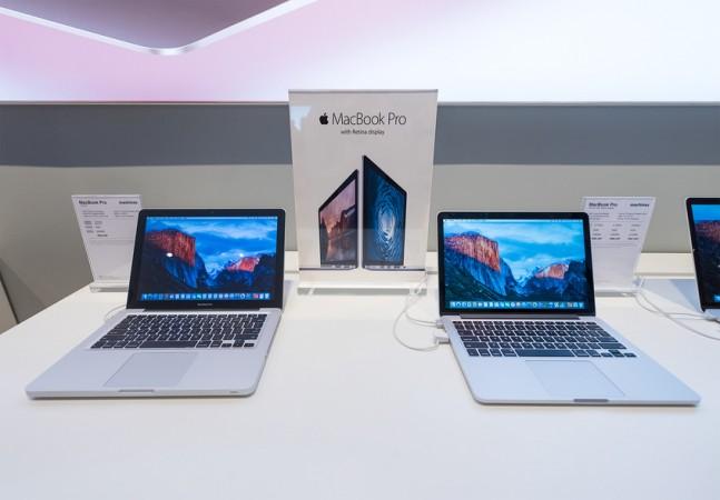 Apple сообщила об опасности возгорания аккумуляторов некоторых ноутбуков