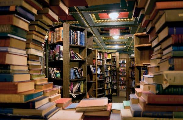 Почти четверть книг вРоссии продается через интернет