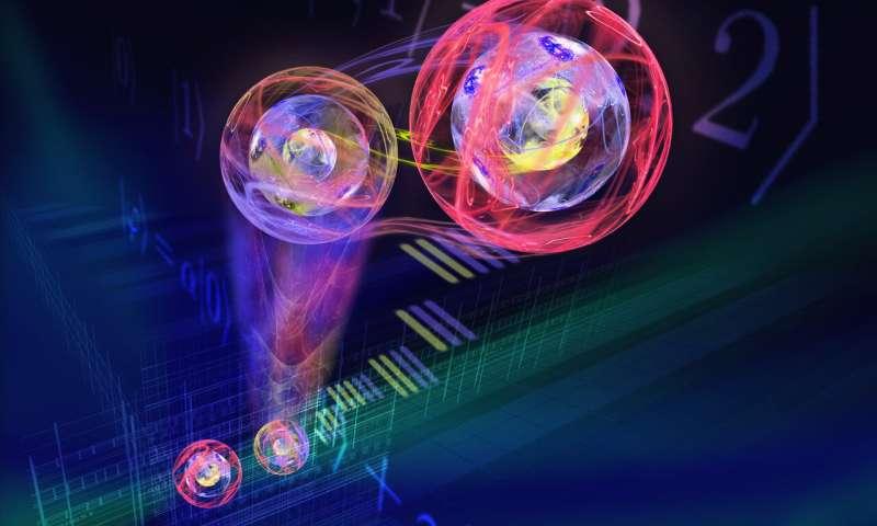 Осуществлена первая в мире квантовая телепортация