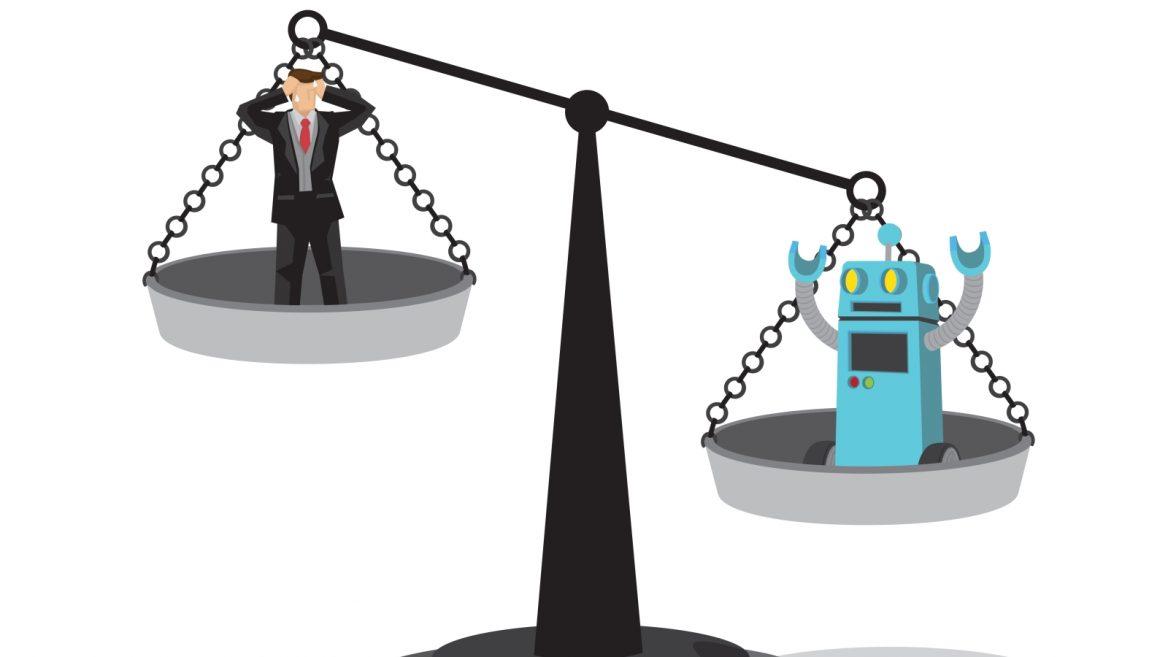 РАНХиГС: к 2030 году 45% работающих россиян могут лишиться мест из-за роботов
